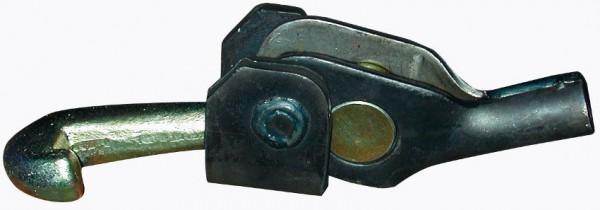 Excenterverschluss für Rückwand, M 20 x 140 mm