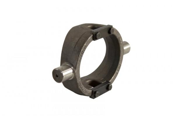 Teleskopzylinder Dreiseitenkipper / Kardanringe